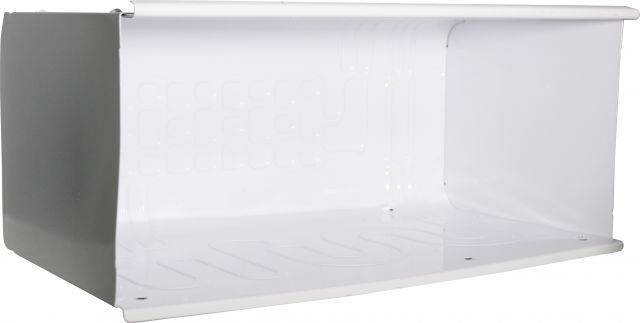 Evaporador C/ Lateral Refrigerador Consul Brastemp Crc32 Crp34