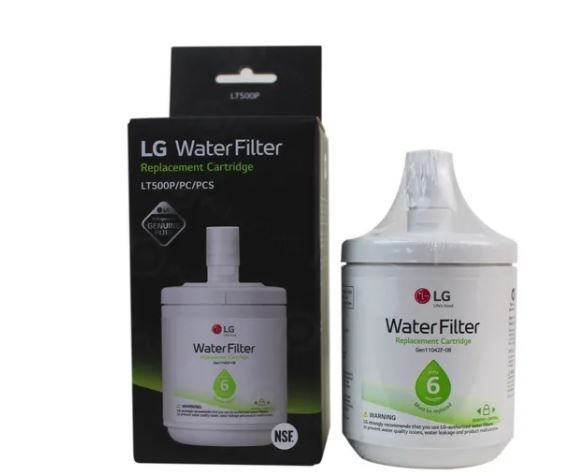 Filtro Side By Side Lg Interno