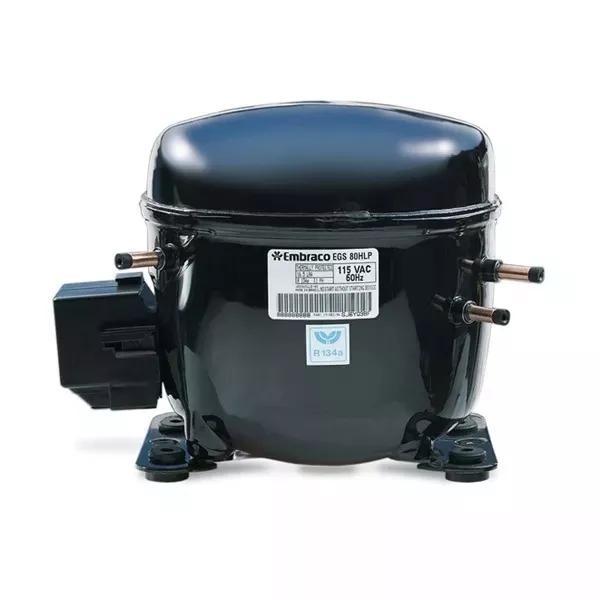Motor Compressor Embraco 1/4+ 127v Geladeira Duplex R134a
