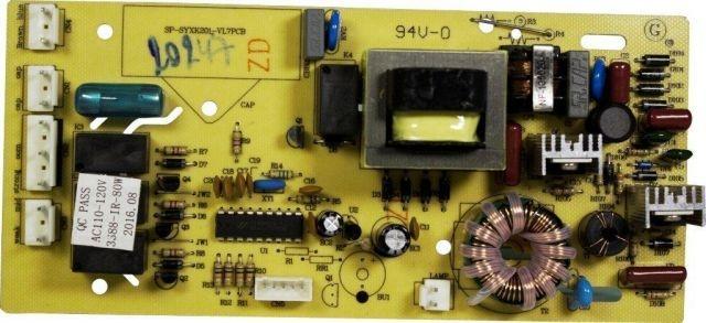 Placa Eletrônica Coifa Tramontina Digital Vetro 110v