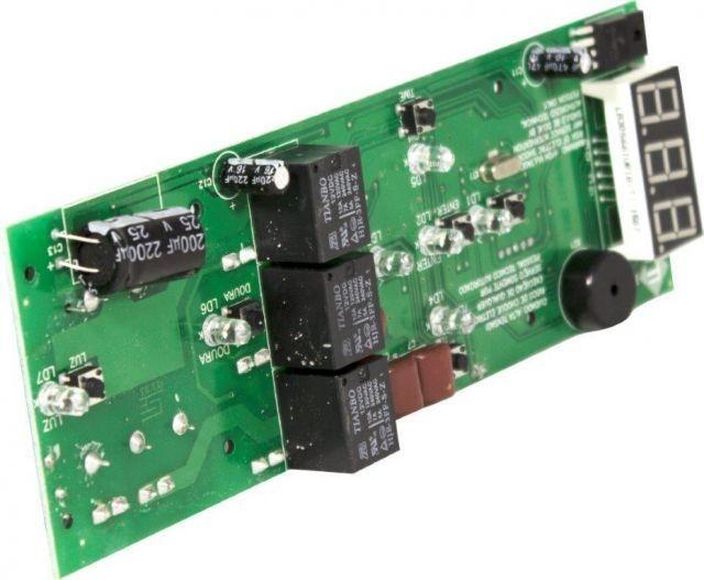Placa Eletrônica Forno Fischer Embutir Lumem 220v